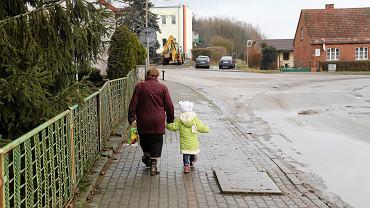 Ostrowice w woj. zachodniopomorskim - gmina bankrut. 26 stycznia 2016