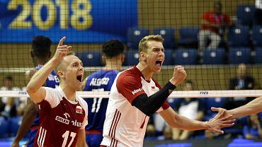 Polska - Kuba 3:1. Paweł Zatorski i Artur Szalpuk