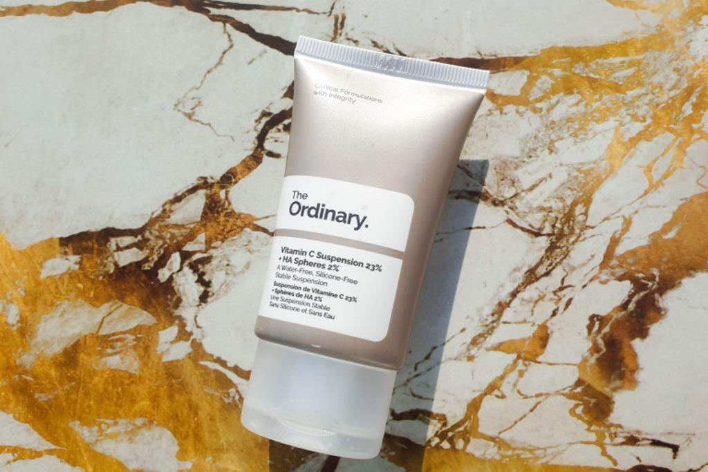 serum z witaminą c The Ordinary