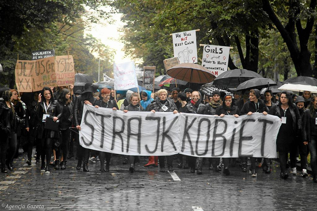 Ogólnopolski Strajk Kobiet, 3 października, Wrocław