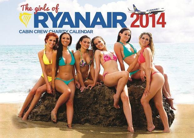 Kalendarz Ryanair 2014