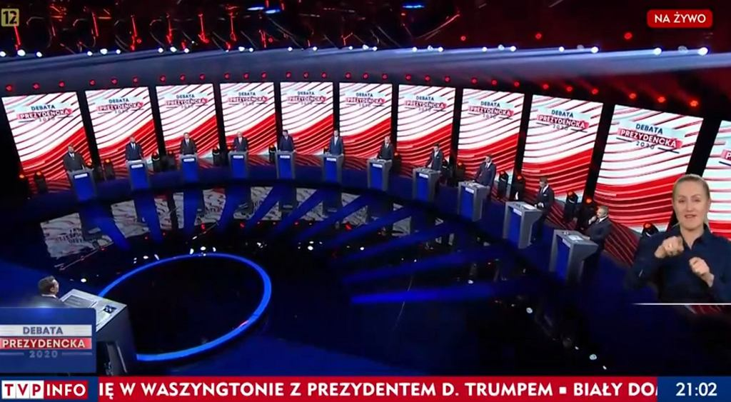 Debata TVP