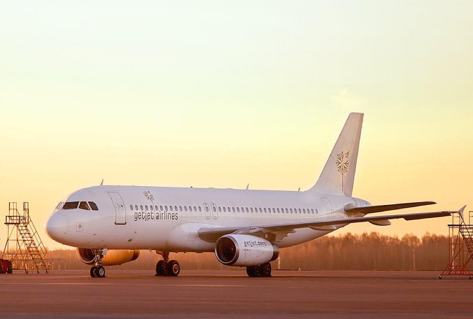 Samolot GetJetu