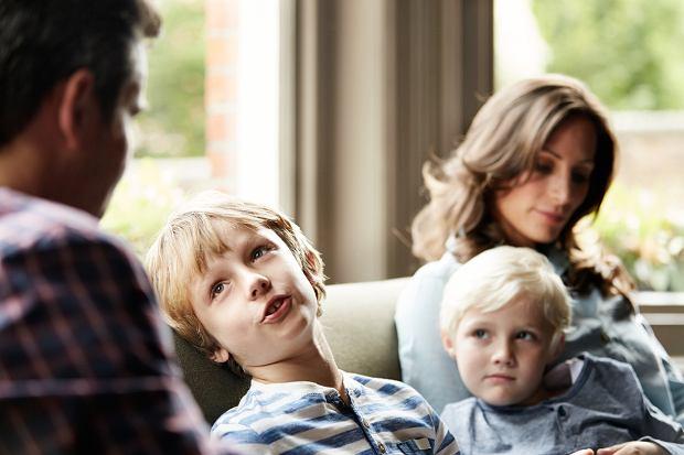 Jak rozmawiać z dziećmi