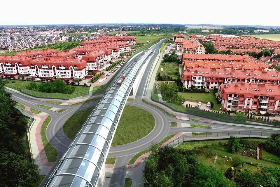 W RDOŚ zmienił się dyrektor. Jaki to będzie miało wpływ na dokończenie budowy wschodniej obwodnicy Wrocławia, tego jeszcze nie wiadomo.