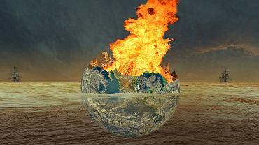 Królowa Saba przepowiedziała koniec świata