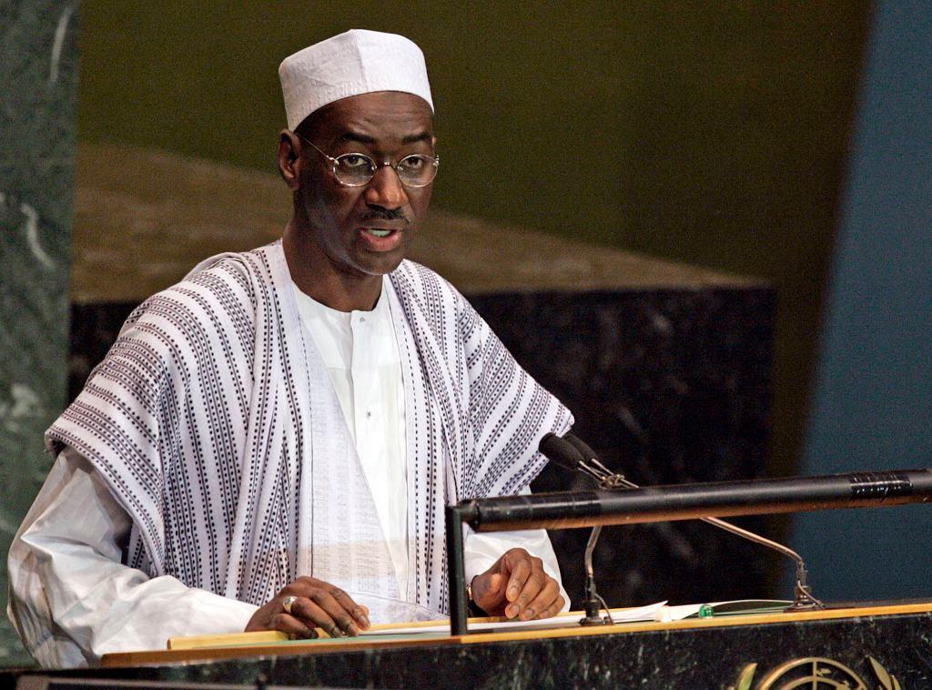 Moctar Ouane, premier rządu tymczasowego w Mali