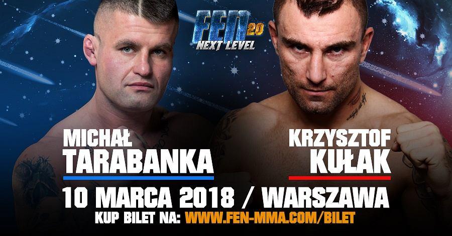 Michał Tarabańka VS Krzysztof Kułak