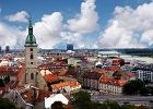Słowacja Bratysława. Zwiedzamy Stare Miasto