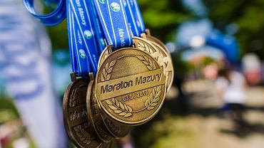 Maraton Mazury 2017