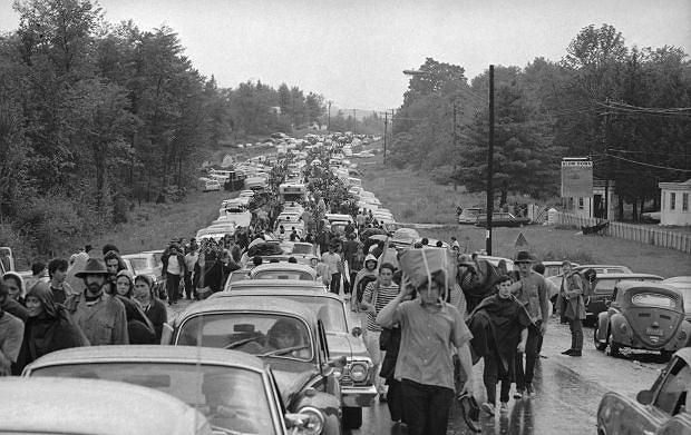 50 lat temu zaczął się festiwal w Woodstock