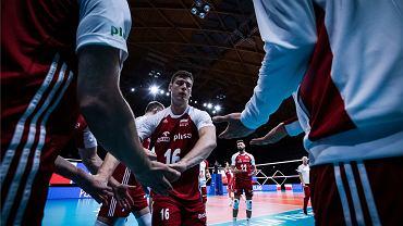 Liga Narodów: Polska - Brazylia, siatkówka