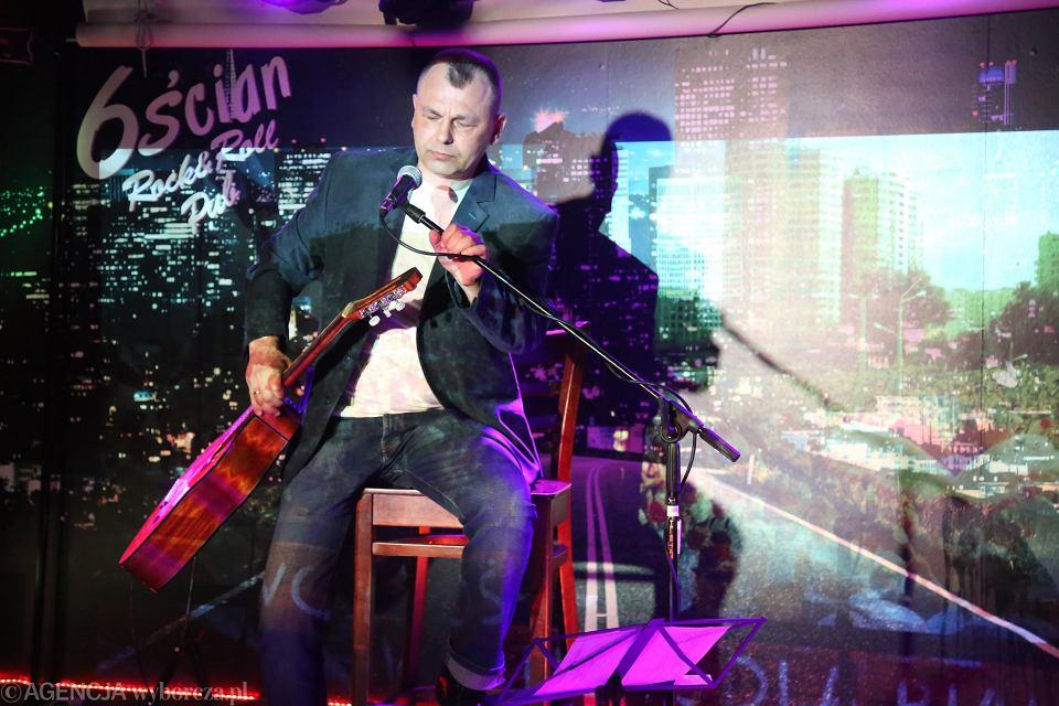 Białystok. Koncert 'Wolność dla Białorusi'