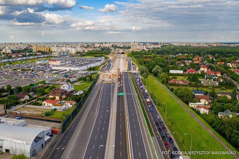 Trasa S2, Południowa Obwodnica Warszawy
