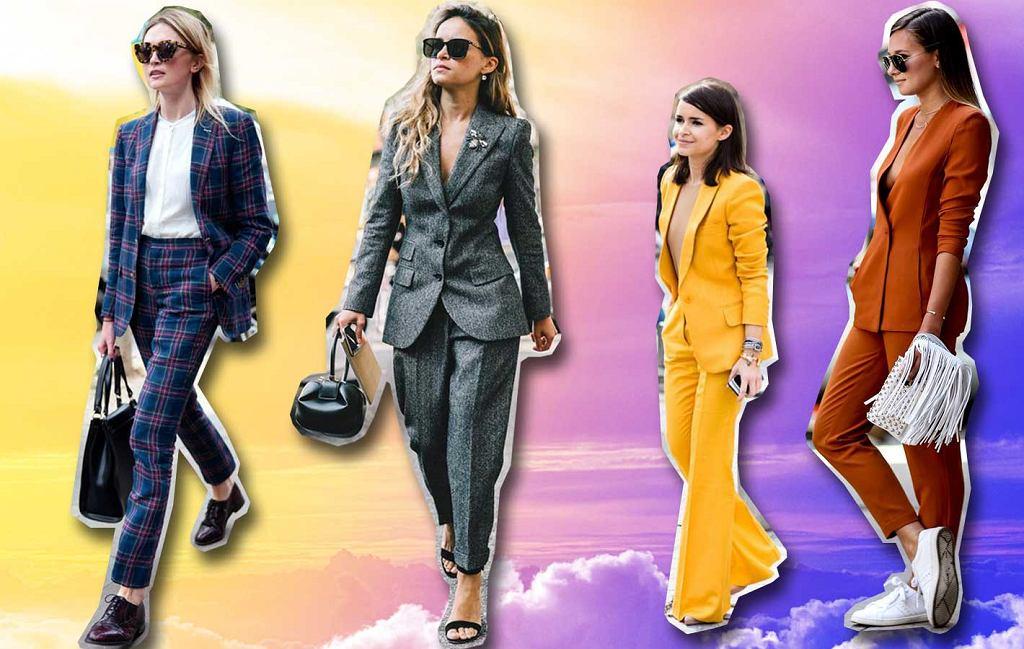 Dress code: damski garnitur