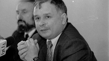 Lech Kaczyński  1995 r.