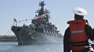 Krążownik 'Moskwa'
