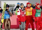 Skoki narciarskie. Polacy skaczą drużynowo w Wiśle [GDZIE OBEJRZEĆ, TRANSMISJA TV]