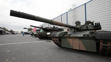 Uzbrojenie Wojska Polskiego wystawiane w Kielcach