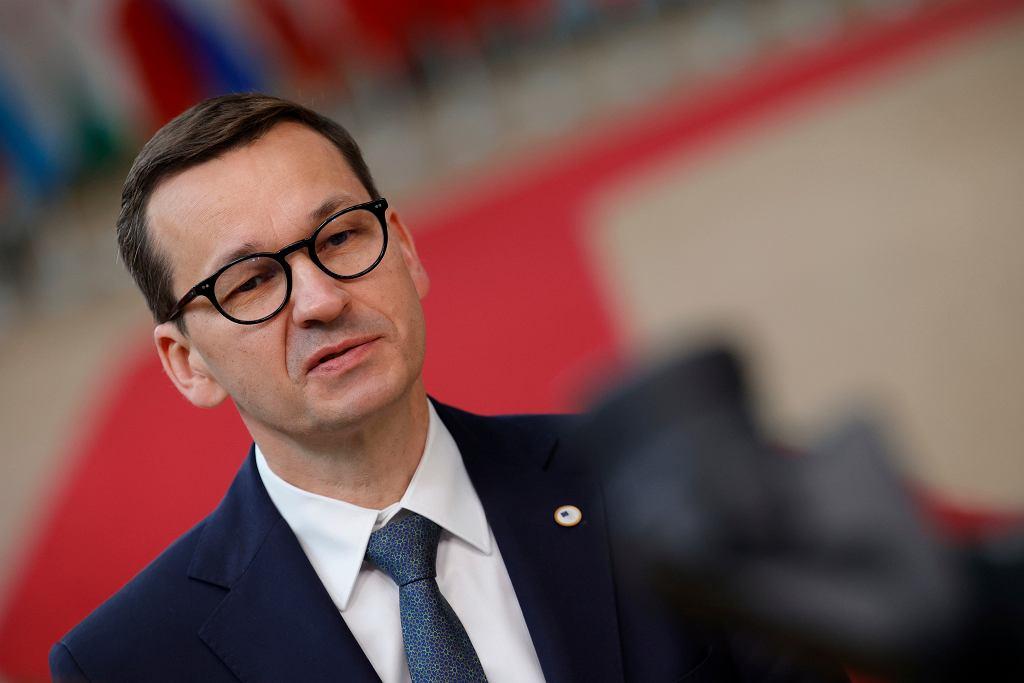 'Liczę na dalszą współpracę'. Morawiecki skomentował odejście trzech posłów z PiS