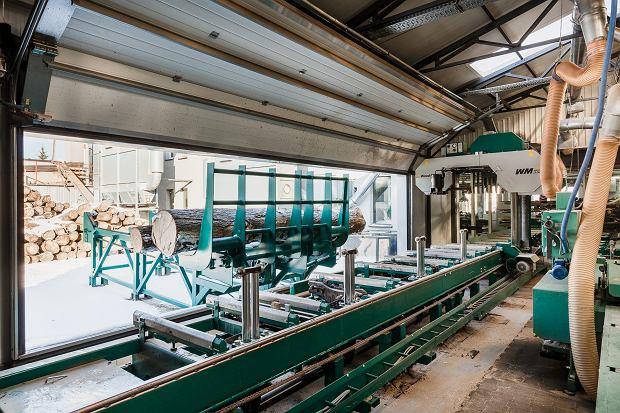 Modernizacja parku maszynowego w zakładzie produkcji trumien Koperski to zasługa Wiktora