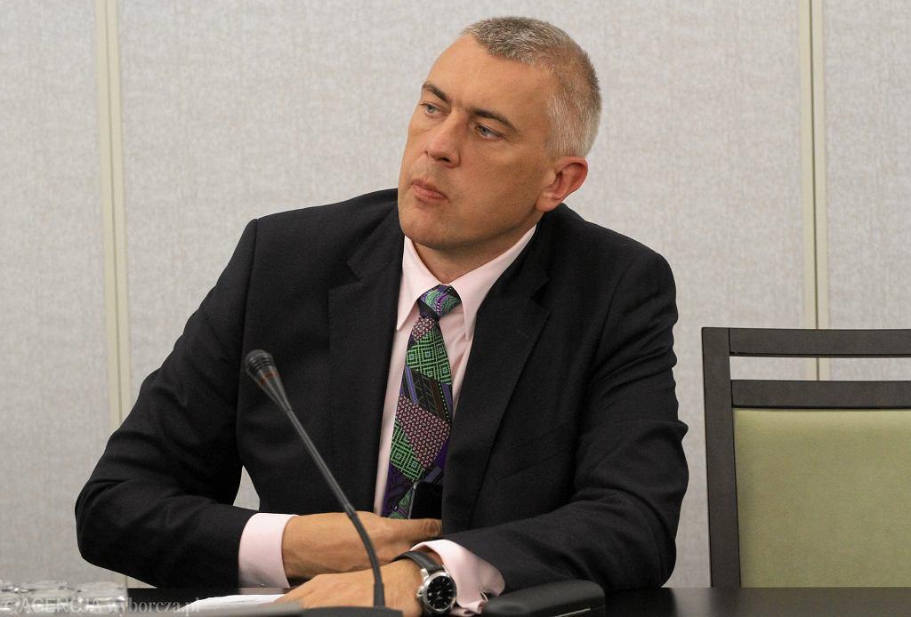 Roman Giertych wygrał proces z wydawcą internetowego