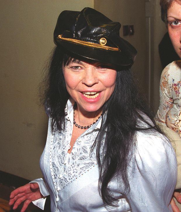 Karin Stanek w 2003 roku