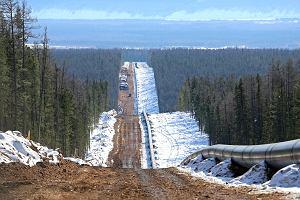 Gazprom ma problemy z gazem dla Chin. A już ma szykować tranzytową rurę do Chin przez Mongolię