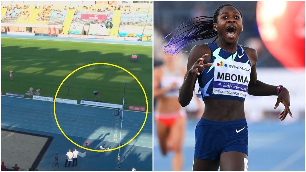 Christine Mboma z rekordem świata juniorek w biegu na 400 metrów