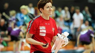 Trener MKS Monika Marzec