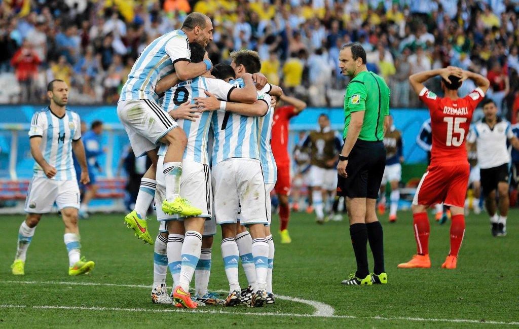 Radość Argentyńczyków
