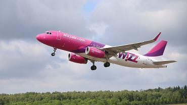 Wizz Air zawiesza trasy z Polski