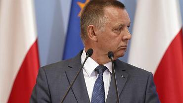 Marian Banaś - polski urzędnik państwowy, od 2019 prezes Najwyższej Izby Kontroli