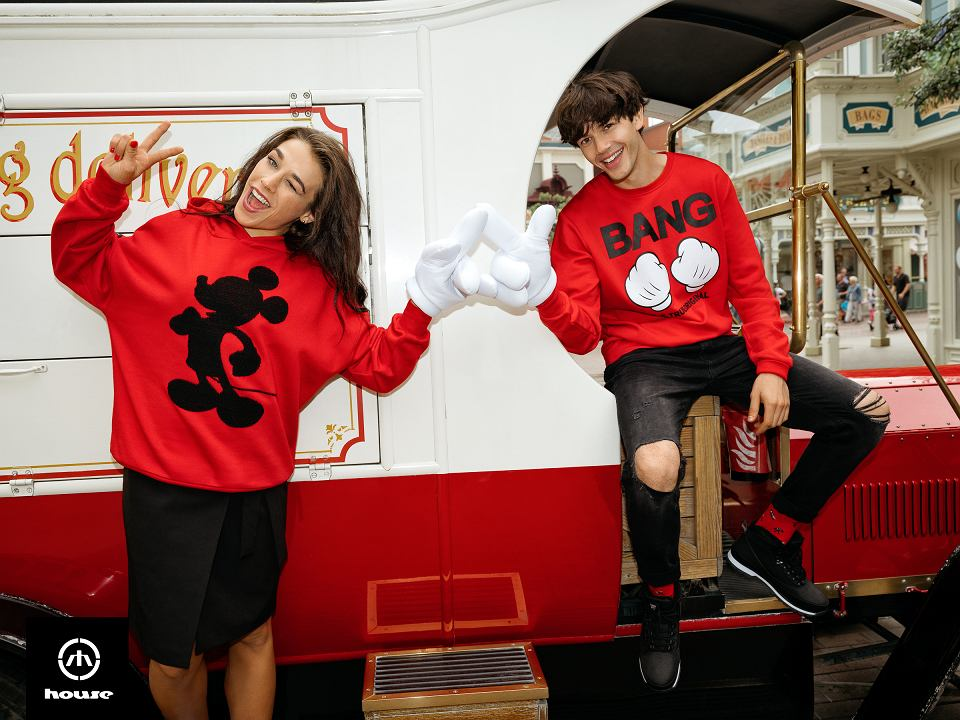#Mickey90 to kolekcja stworzona z okazji 90. urodzin Myszki Miki