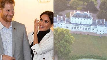 Nowe mieszkanie Meghan i Harry'ego