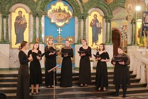 Hajnowskie Dni Muzyki Cerkiewnej 2020. Koncert galowy w cerkwi Hagia Sophia w Białymstoku