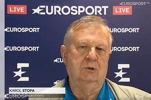 """Karol Stopa komentuje wpadkę na antenie Eurosportu. """"Mam pewien rodzaj kaca"""""""