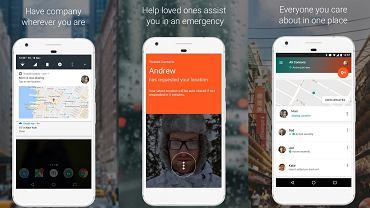 Zaufane Kontakty - nowa aplikacja Google