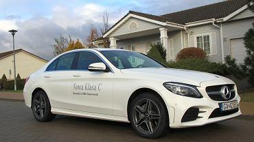 Najnowszy Mercedes klasy C