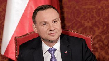 Andrzej Duda, prezydent Polski