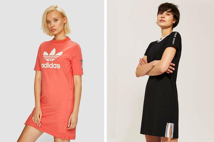 Kolaż / Sukienki sportowe