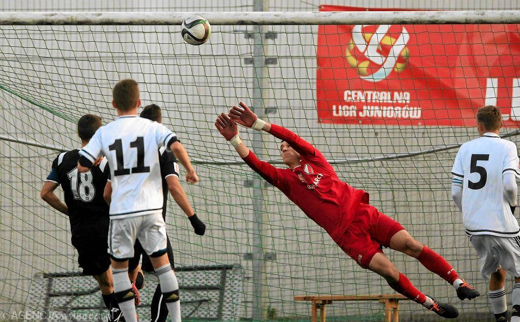 Mecz Centralnej Ligi Juniorów Legia Warszawa - Polonia Warszawa 0:2