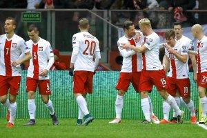 Polska - Irlandia 2:1. Szóstka dla Krychowiaka, świetni Glik i Lewandowski [OCENY]