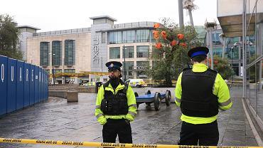Policja ewakuowała centrum handlowe i jego okolice