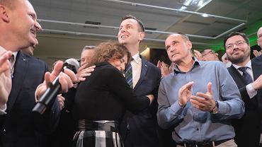 Wyniki wyborów w sztabie PSL