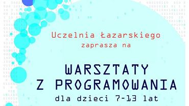 Europejski Tydzień Kodowania w Łazarskim