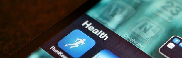 Aplikacje zdrowotne na smartfonach