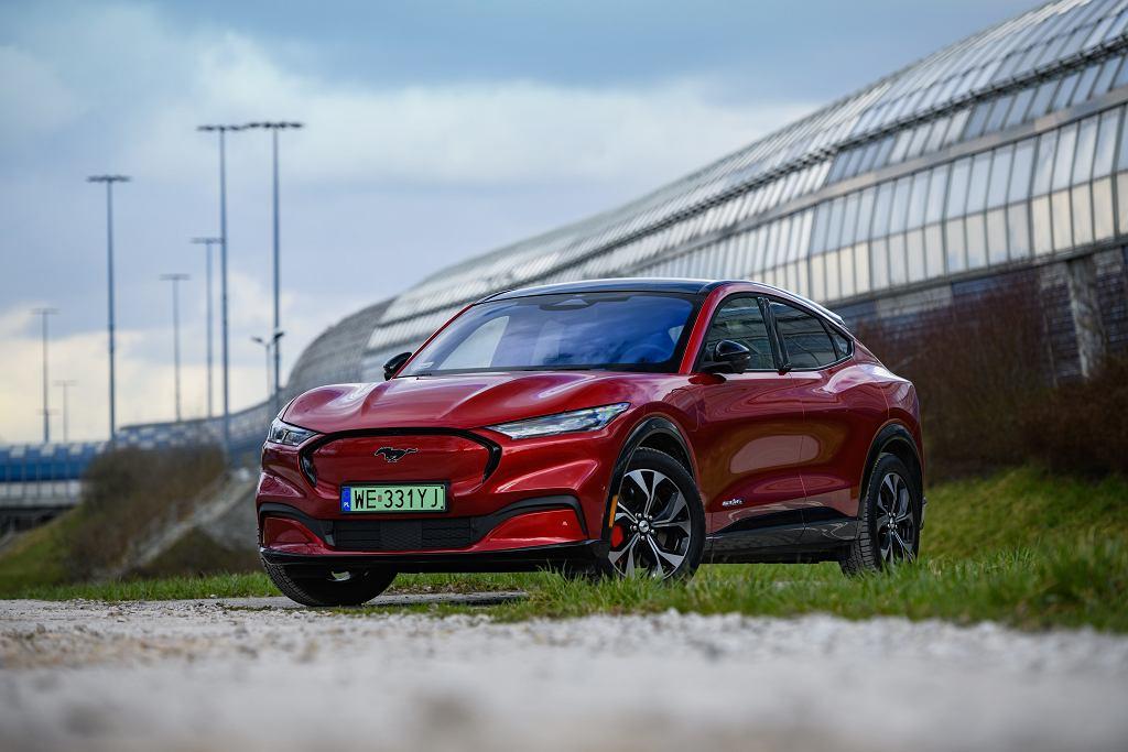 Modele Forda - Mustang Mach-E