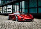 Kluczyk do Koenigsegga Regery w cenie samochodu