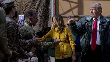 Donald Trump w Iraku